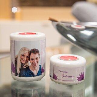 Kerzen-Teelichthalter
